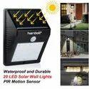 20  LED Solar Outdoor Garden Lamp