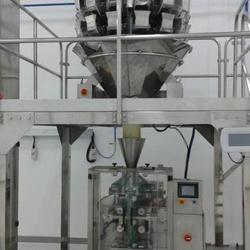 Multihead Pouch Packaging Machine