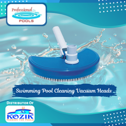 Swimming Pool Cleaning Vacuum Heads