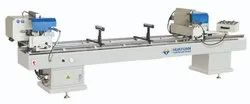 Common Type Double Head Cutting Saw for UPVC Profile