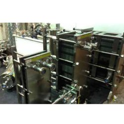 Plate Heat Exchanger Battery