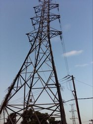 Transmission Line Tower Structure Design