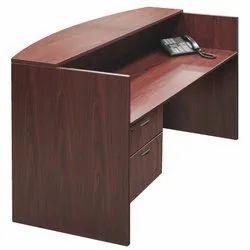Corporate Office Reception Desk