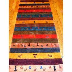 Rectangular Gabbeh Rugs, for Home