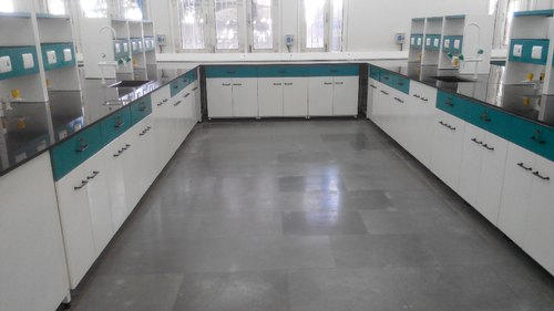 Laboratory Furniture - SS Lab Revolving Stool Manufacturer from