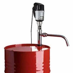 Motorized Barrel Pump 0.5 HP