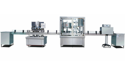 Bottle Wash Fill Capping Machine
