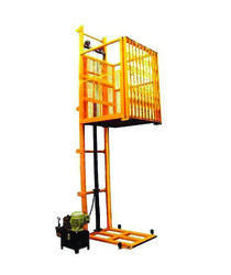 Cage Model Goods Lift