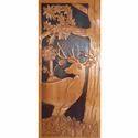Krishna Overseas Glossy Designer Wooden Doors