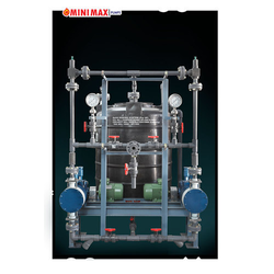 Chemical Skid Mounted Dosing System