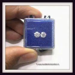 3.6mm 1ct DEF CVD Polished Lab Grown Diamonds