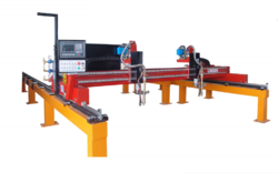 CNC Gantry Type Cutting Machine