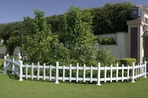 UPVC Fencing & Tree Guard - UPVC Fencing Manufacturer from Ahmedabad