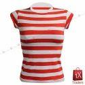 Round Necked T - Shirt