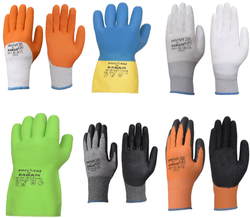 Karam Safety Hand Protection Gloves