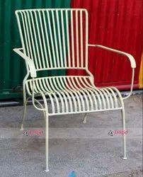 Metal Bar Lounge -  Iron Cafe - Restaurant Industrial Chair