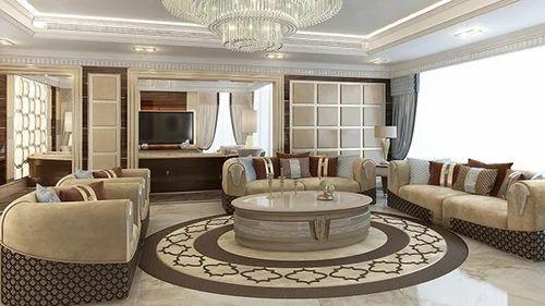 Villa Interior Design In Bihar