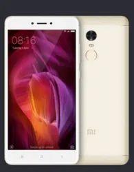 Gold Redmi Note 4 Mobile