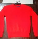 Red School Sweater