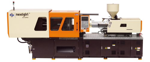 Neelgiri Automatic Plastic Injection Moulding Machine 440 Ton, Model