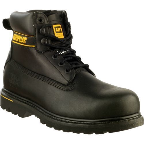 461bed2296 Leather Caterpillar Safety Shoes