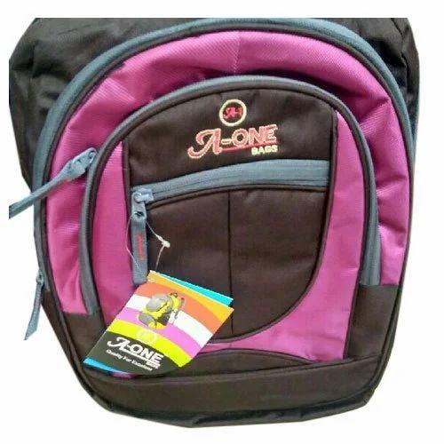 A-One Bag Polyester Baby School Bag cb54f4c95f640