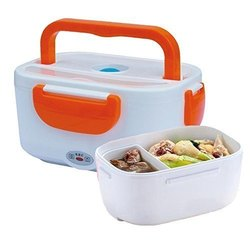 Electric Lunch Box With Multi Compartment