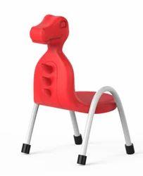 Ok Play Lldp Plastic Dino Baby Chair