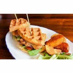 Savoury Belgian Waffle Premix