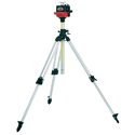 CET103 Crank-Head Aluminum Tripod for Construction