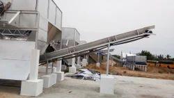 Belt Conveyor System for Coir Unit