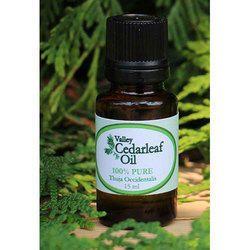 Organic Cedar Leaf Oil