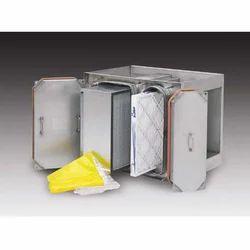 AFi Bag In Bag Out Filter Housing