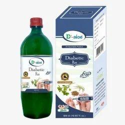 Diabetic Control Juice, Packaging Size: 500 ml, Packaging Type: Bottle