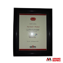Certificate Printing with Frame