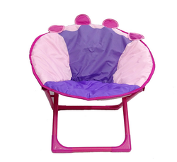 Paras Purple & Pink Chair