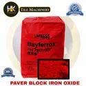 Paver Block Iron Oxide