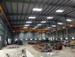 Factory Sheds Fabrication Services