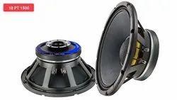 18 PT 1500 Dual Bass Cabinet Speaker