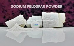 Porcelain Sodium Feldspar Powder