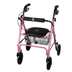Epoxy Steel Rollator Walker