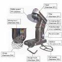 7 Liter Planetary Food Mixer Machine