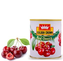 425 gm Red Cherry Pitted Premium