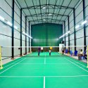 Badminton Court Roofing Work