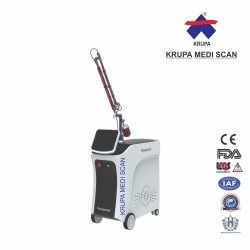 Picosecond Q-Switched Nd:Yag laser
