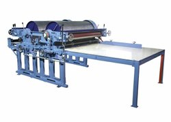 Double Colour Sheet Fed Flexo Printing Machine