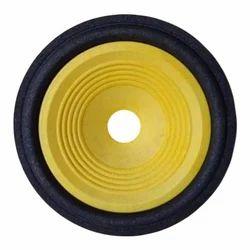 Yellow  Cone Speaker