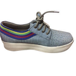 Walkstyle Girls Canvas Shoes