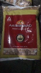 Aashirvaad Aashirvaaad Wheat Flour, Pack Type: Plastic Bag