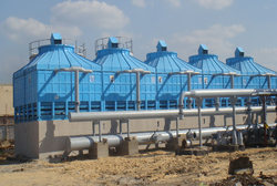 Multi Cell Cooling Tower